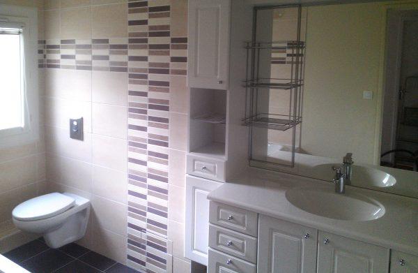 Rénovation globale de la salle de bain