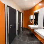 Rénovation de l'ensemble des sanitaires du Centre de Formation Supérieur de l'AFTEC