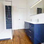 Rénovation d'une salle de bain dans une maison de ville