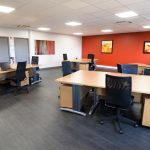 Rénovation d'un plateau de bureaux de 200m²