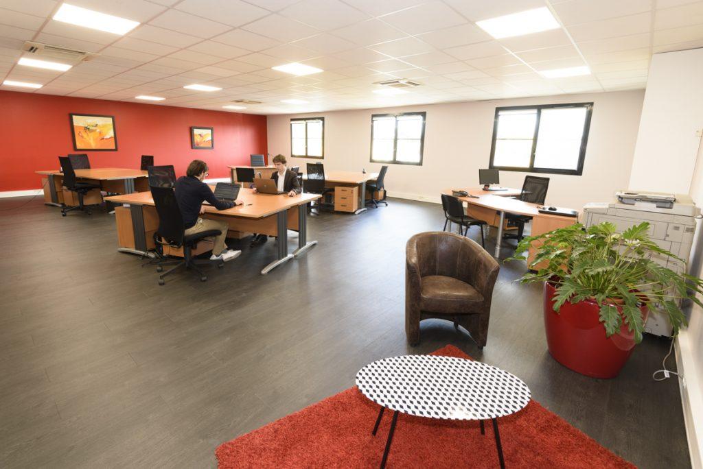 Rénovation d un plateau de bureaux de m²