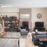Rénovation complète d'une maison